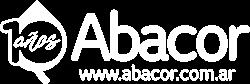 Logo Abacor Blanco